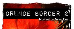 grunge border 2