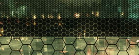 Honeycomb Patterns for PS6