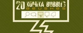 Komika Bubble Brush