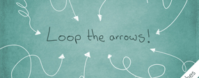 Loop The Arrows
