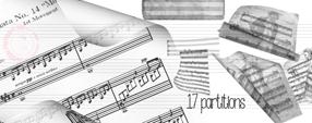Musique Partitions
