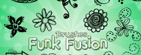 brushes Funk Fusion
