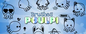 brushes Poulpi