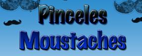 Pinceles Moustaches
