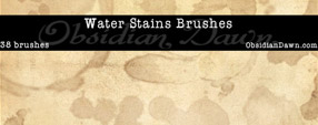 Waterstains Brushes