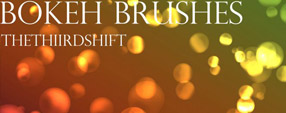 Bokeh Brushes VI