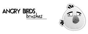angry birds brushes
