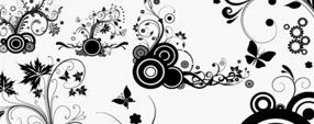 Floral Circle 1