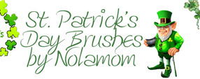 St. Patrick's Brushes for Photoshop