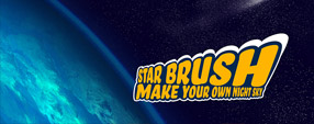 star brush
