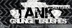 Tank Grunge Brushes
