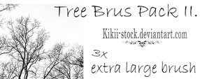 Tree Brush Pack II
